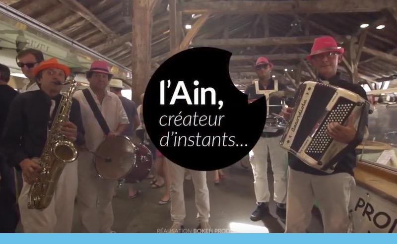 Les incontournables de l'Ain – Chatillon Sur Chalaronne