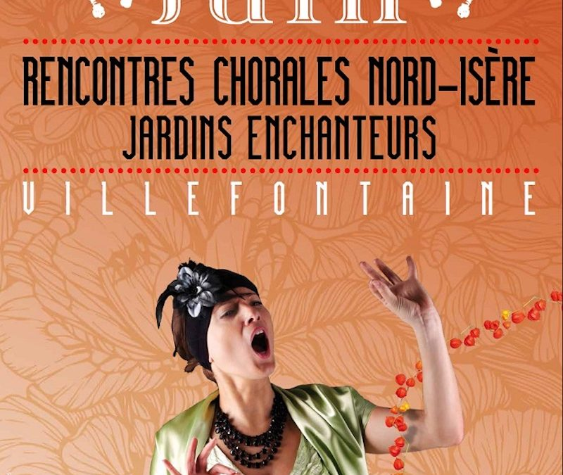 Festival des Rencontres Chorales du Nord Isère (RCNI) à Villefontaine