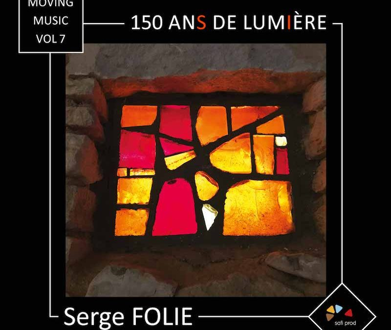 Album « 150 ans de Lumières » – Moving Music Vol.7
