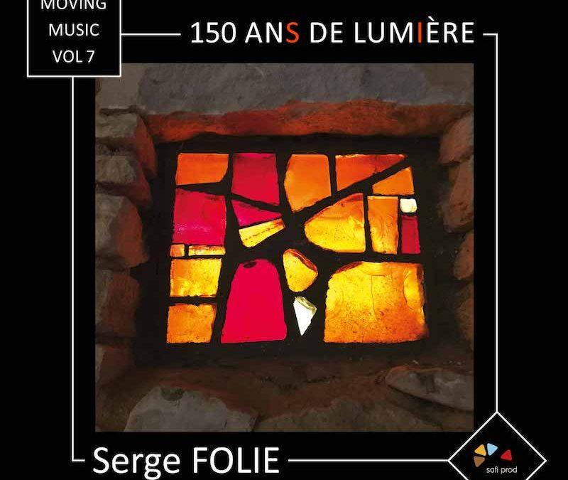 Album « 150 ans de Lumières » – Moving Music Vol.7